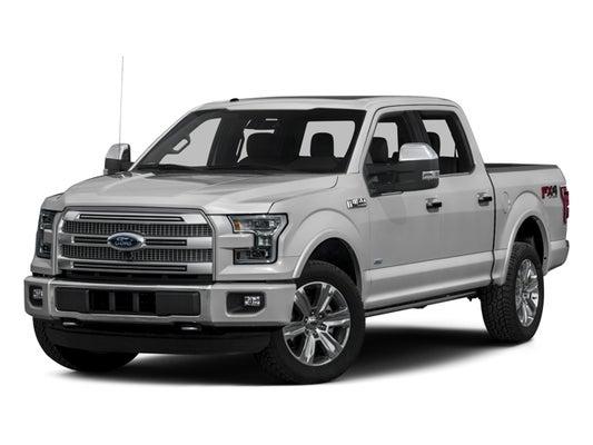 2016 Ford F 150 Platinum In San Antonio Tx San Antonio