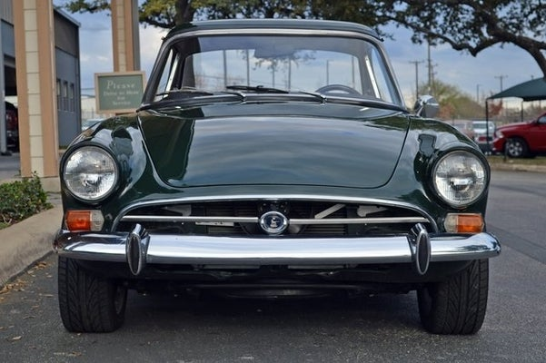 Ford Dealership San Antonio Tx >> 1965 Sunbeam Tiger 260 in San Antonio, TX | San Antonio Sunbeam Tiger | Jordan Motorcars San Antonio