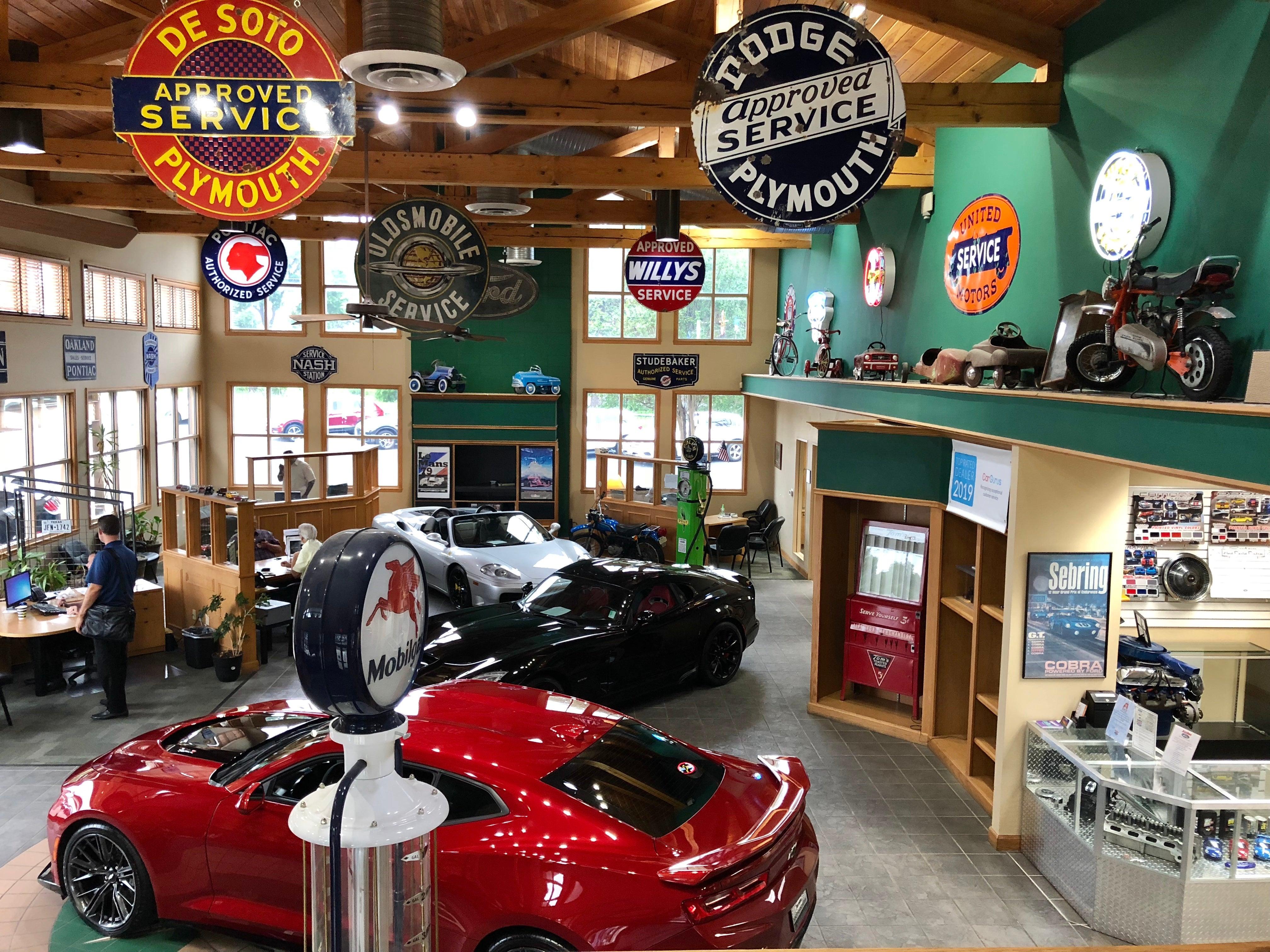 Jordan Ford San Antonio >> Learn More About Jordan Motorcars San Antonio Preowned